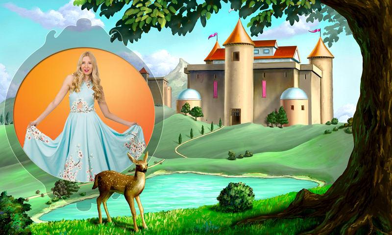 Princess Frames Editor