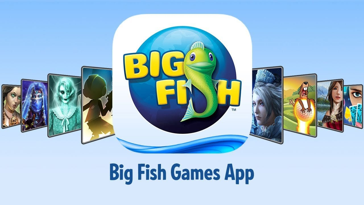 big fish games app para iphone descargar