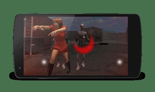 Tirador Zombie Exterminator 3D