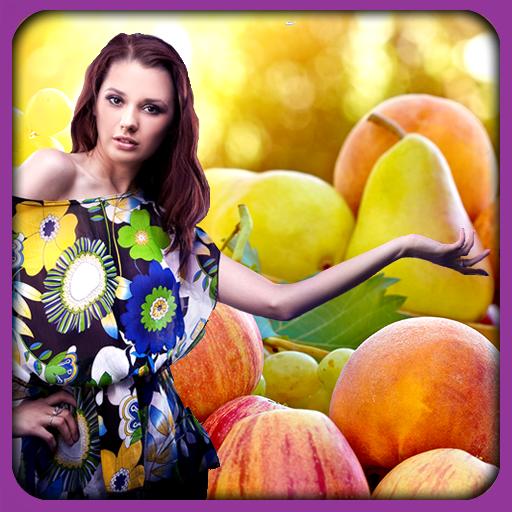 Fruit Photo Frames