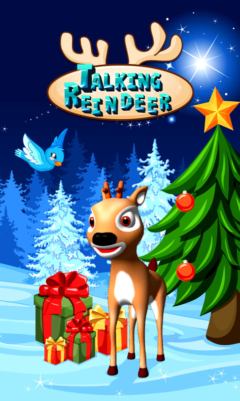 Talking Reindeer
