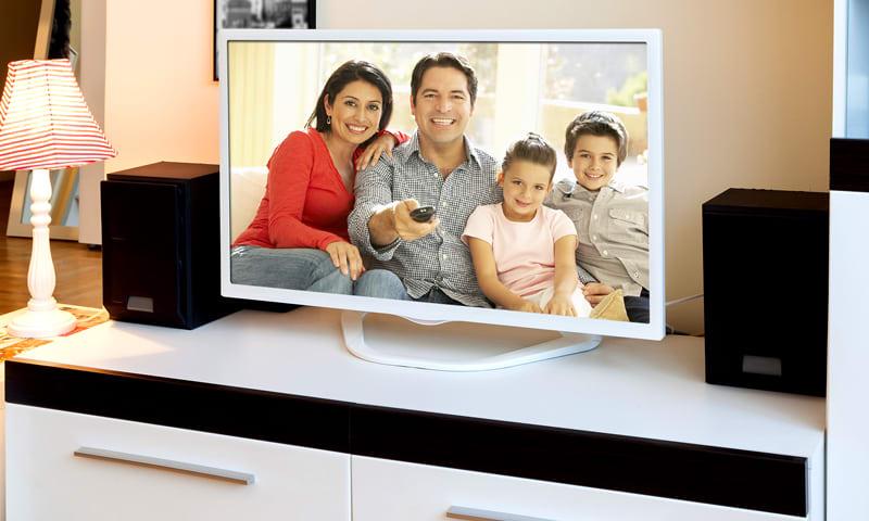 TV Photo Frames
