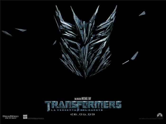 Transformers - La Vendetta del Caduto Wallpaper