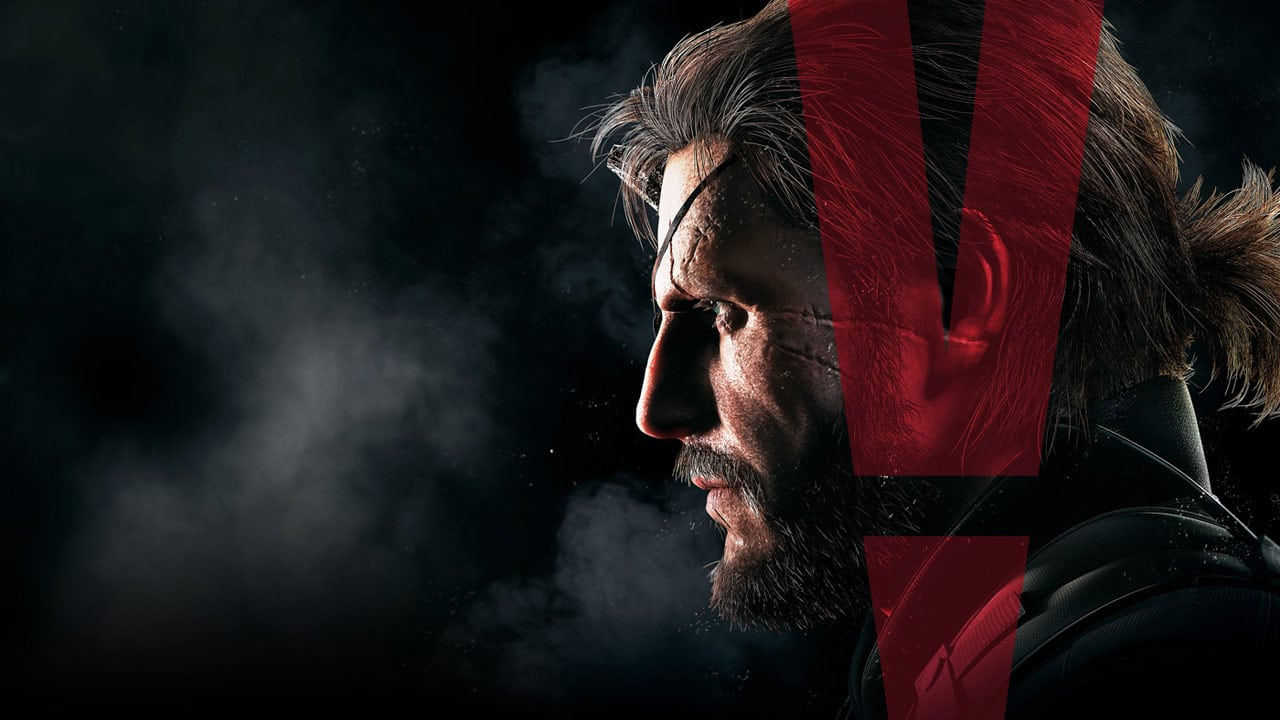Metal Gear Solid 5: The Phantom Pain Companion App