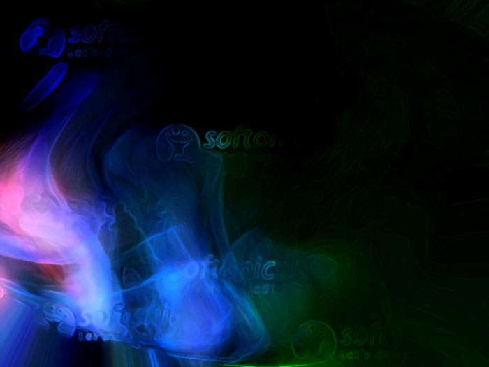 Softonic Foggy Fond d'écran