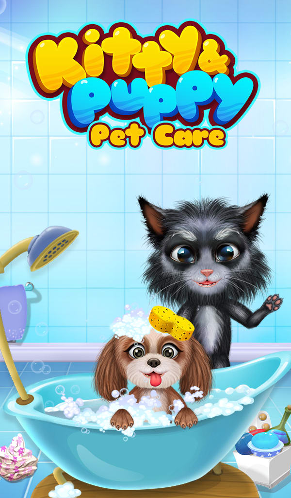 Kitty And Puppy Pet Care