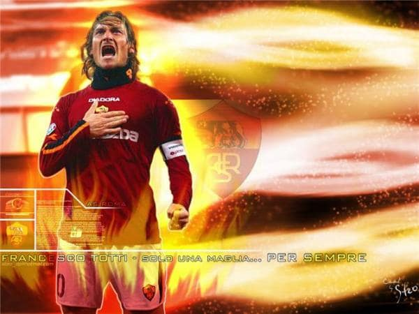 Francesco Totti Wallpaper