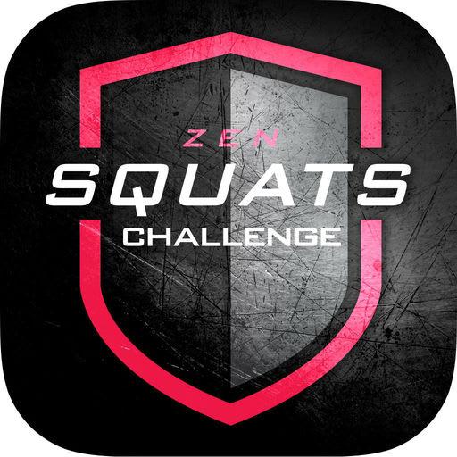 0-200 Squats Trainer Challenge 2.1