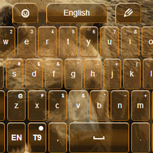 GO Keyboard Bear Themes Free