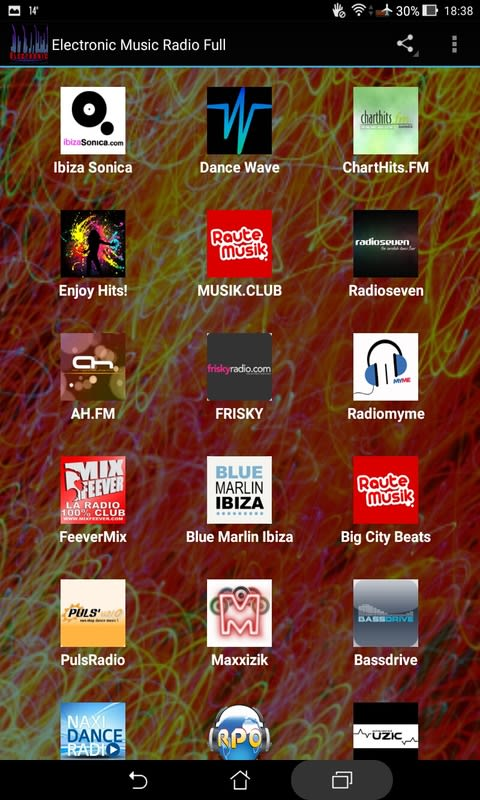 Electronic Music Radio Full