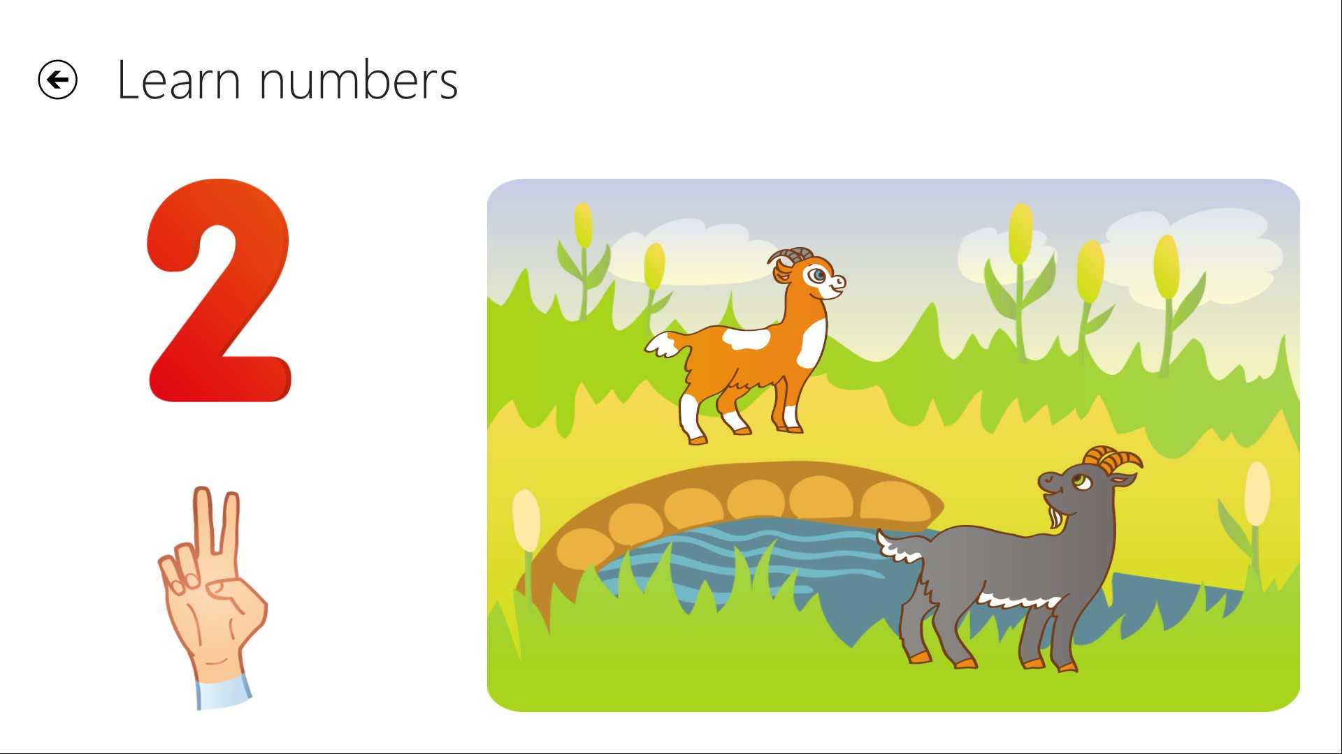 Math and numbers for kids