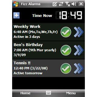 Fizz Alarms