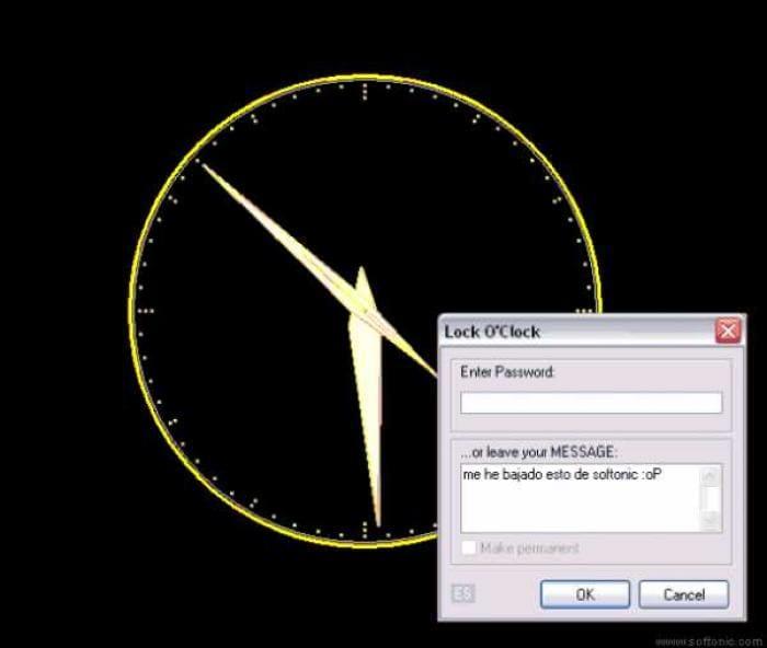 Lock O'Clock