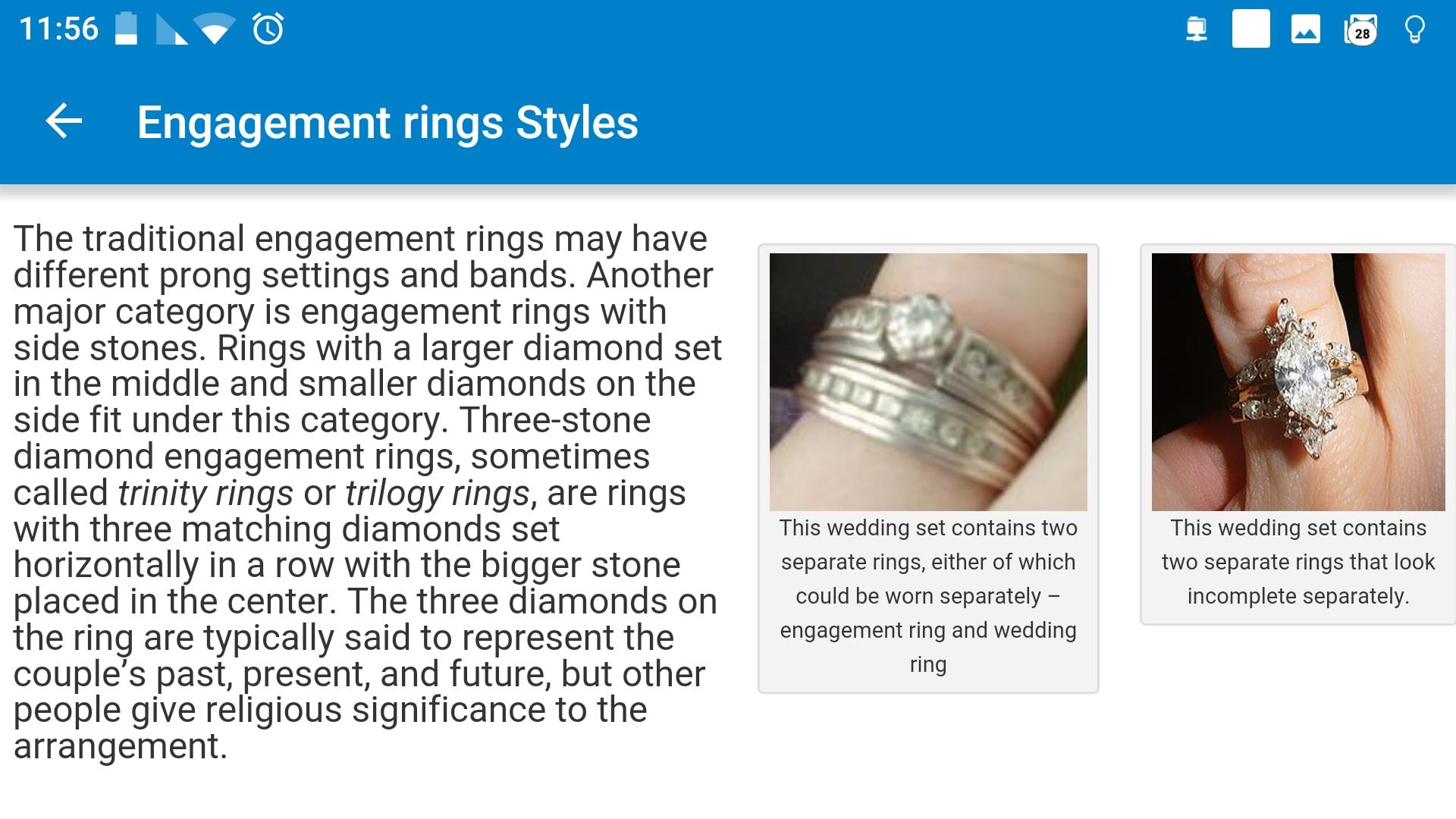 Engagement Rings - Men Guide