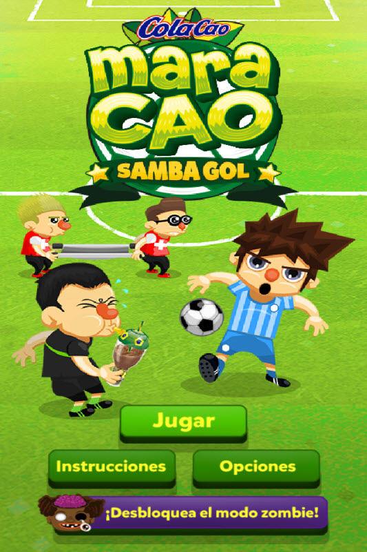 Maracao - ¡Fútbol y Cola Cao!