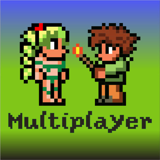 Multiplayer Terraria edition 1.5