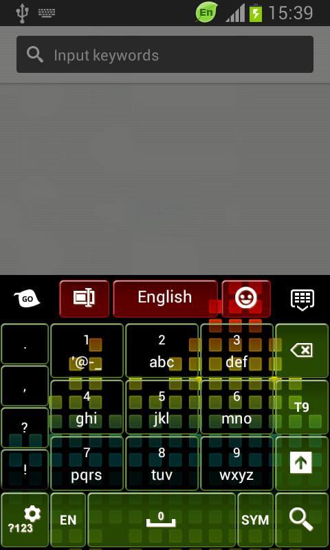 GO Keyboard Sounds Theme