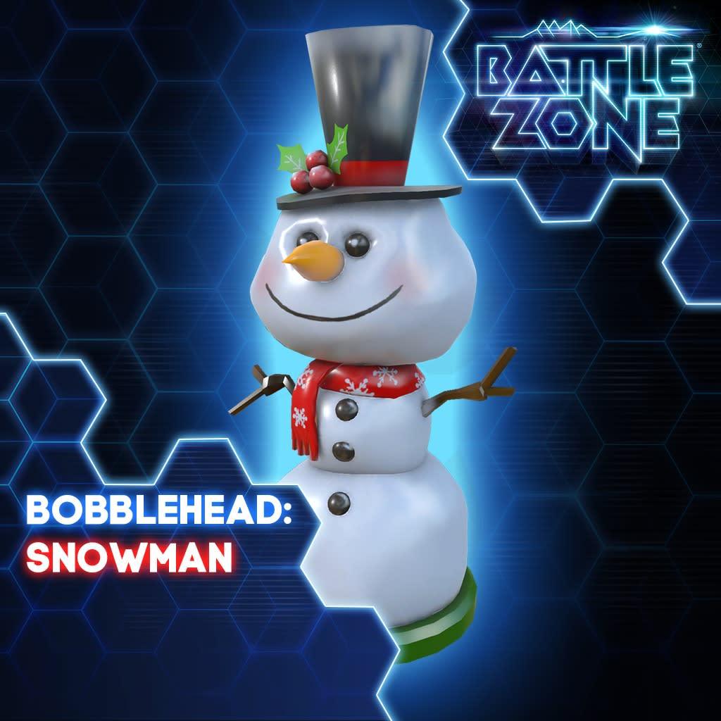 Snowman Bobblehead PS VR PS4