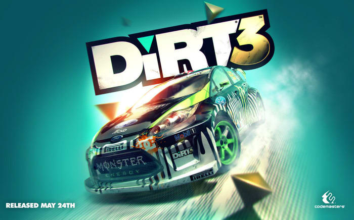 DiRT 3 Fansite Toolkit