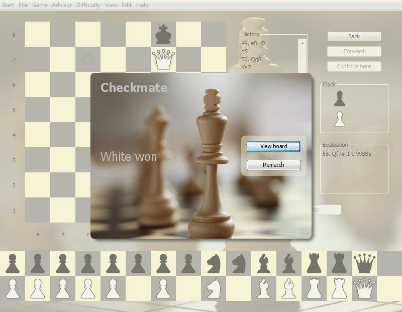 Chess 2012 Free Edition