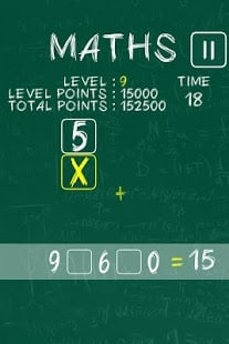 Maths - Un reto para tu mente