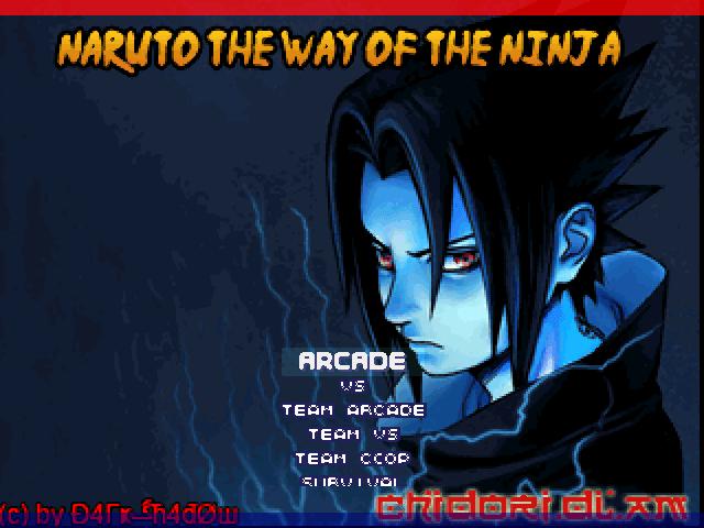 Naruto The Way Of The Ninja