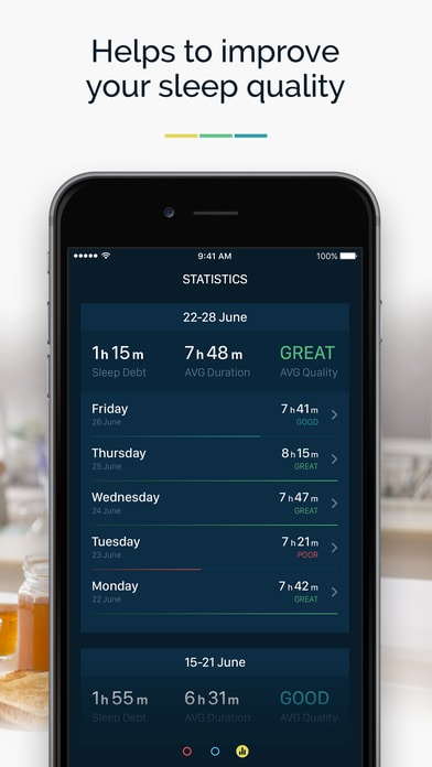 Good Morning Alarm Clock - Sleep Cycle Tracker