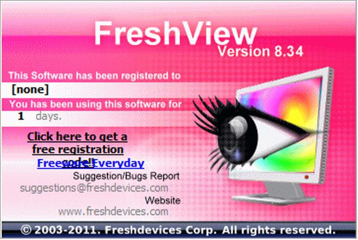 Fresh View 8.39