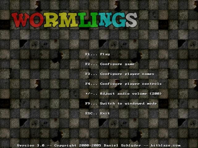 Wormlings