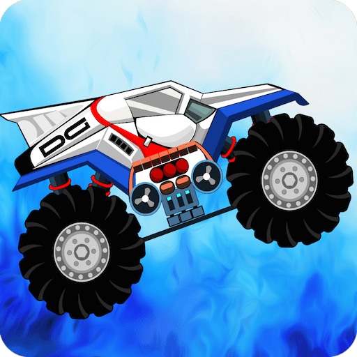 Speedy Truck : Hill Racing