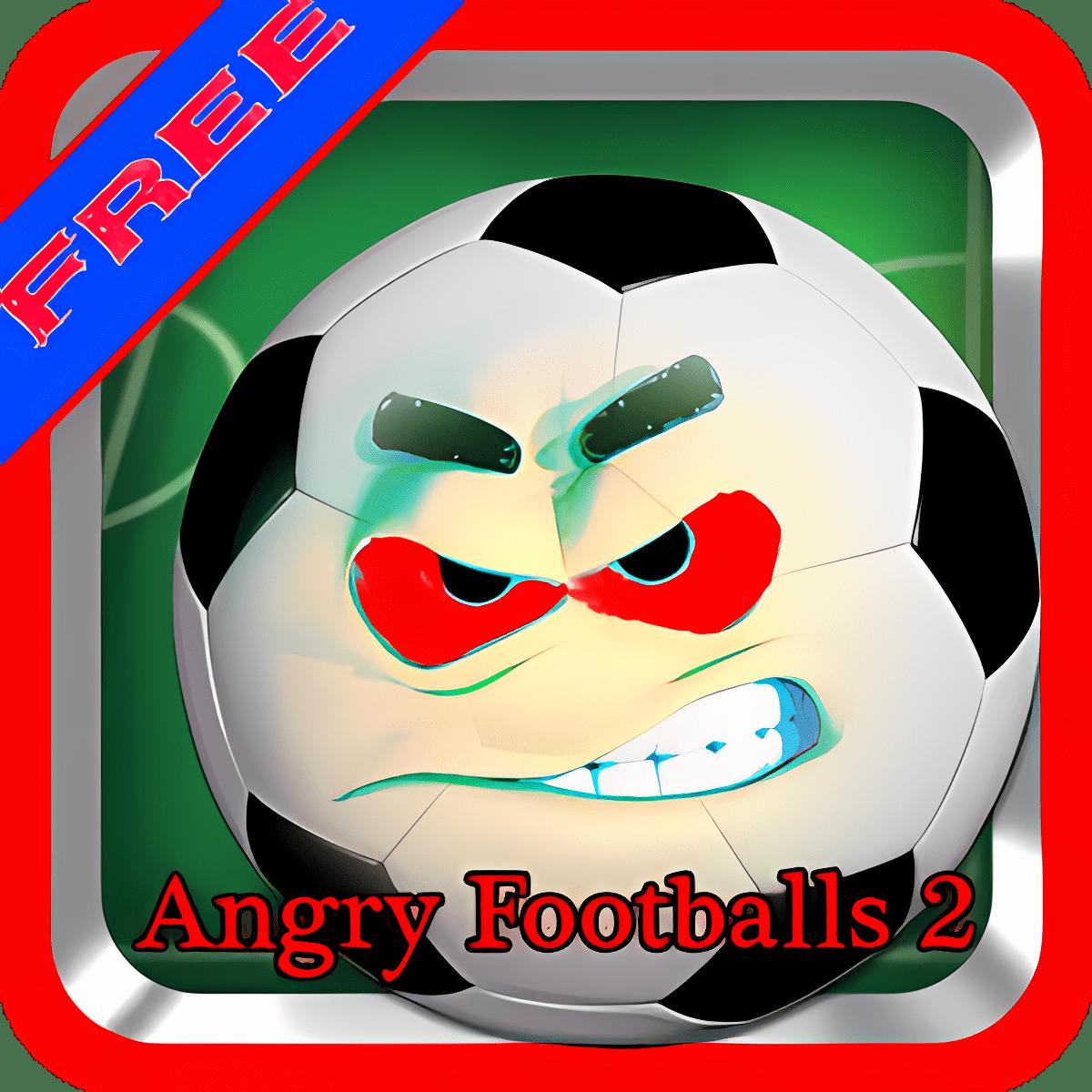 Balones de fútbol enojados 2: 1.1