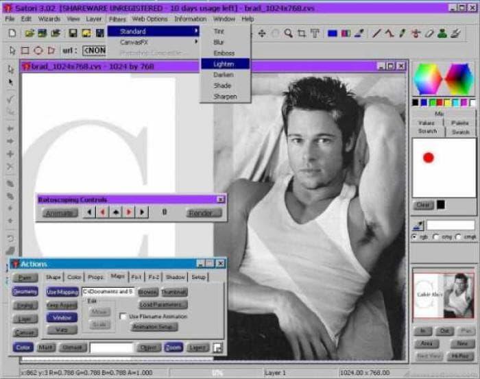 Satori WebFX 2000
