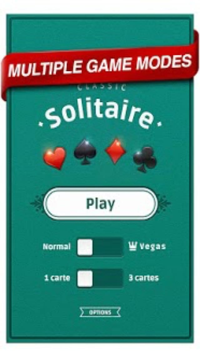 Classic Solitaire Free Cards