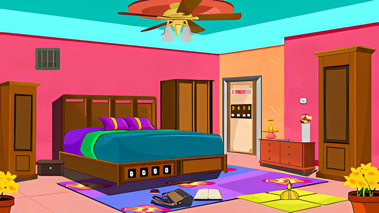 857 City House Escape