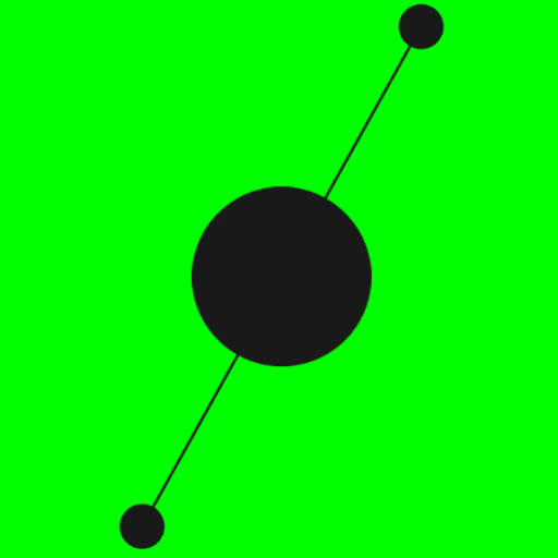 Crazy Circle Color Switch Dots