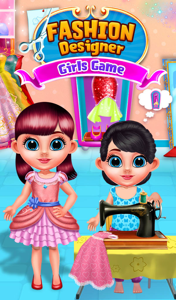 Fashion Designer Girls Game