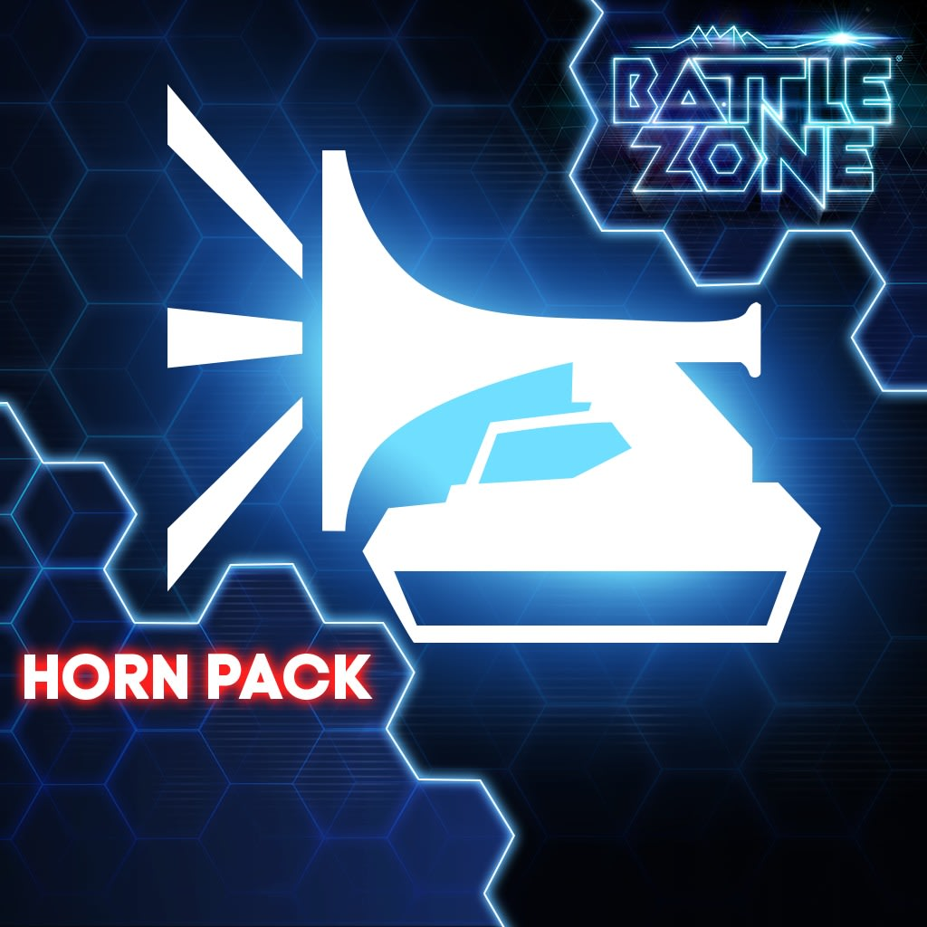 Tank Horn Pack PS VR PS4