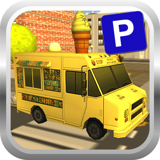 Icecream Van Parking Simulator