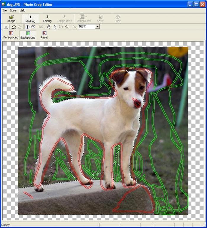 iFoxSoft Photo Crop Editor
