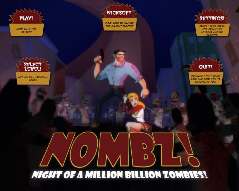 Night of a Million Billion Zombies