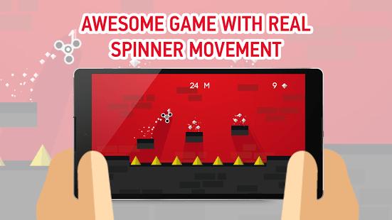 Fidget Spinner-Jump