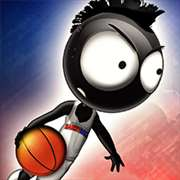 Stickman Basketball 2017 Varies with device