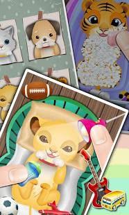 ベビーペット獣医博士 - 子供向けゲーム