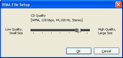 Free Mp3WmaOgg Converter