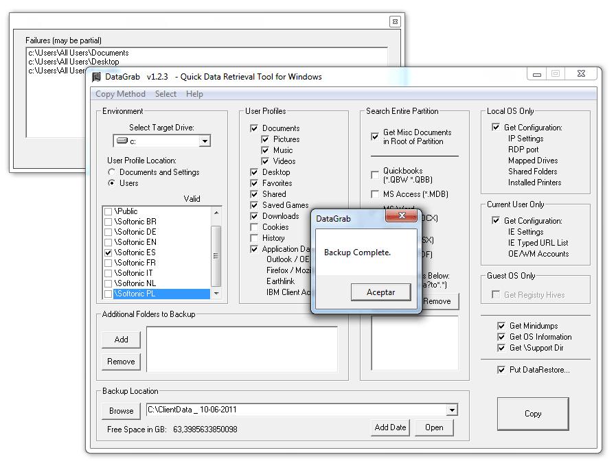 DataGrab