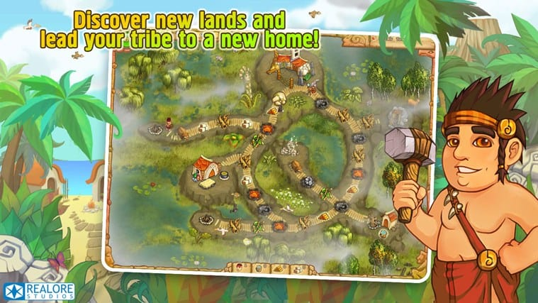 Island Tribe für Windows 10