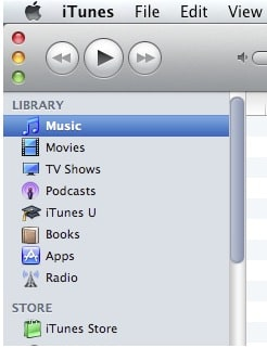 iTunes 10 UI Overhaul