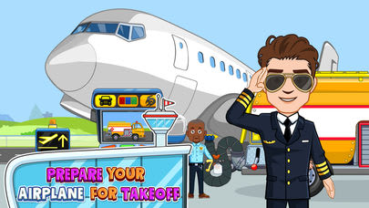 My Town : Airport
