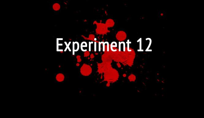 Experiment 12