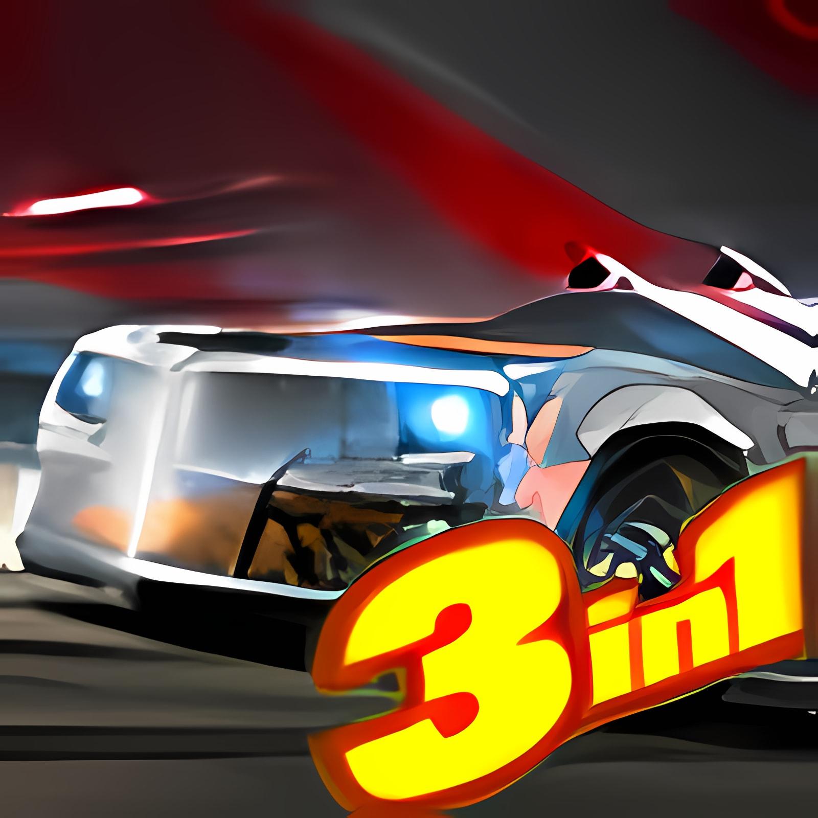 Battle Cars Games Pack
